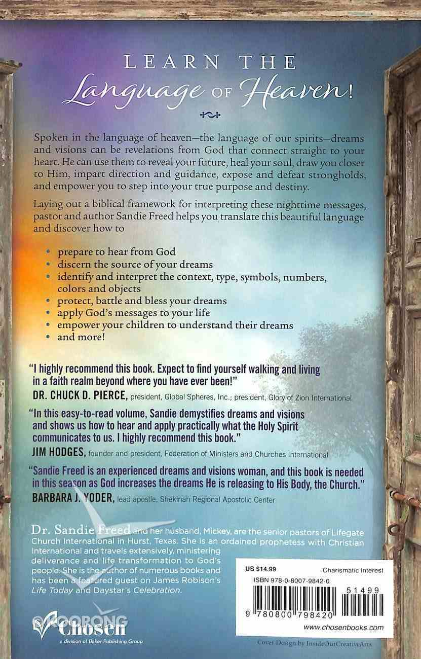 Understanding Your Dreams: How to Unlock the Meaning of God's Messages Paperback