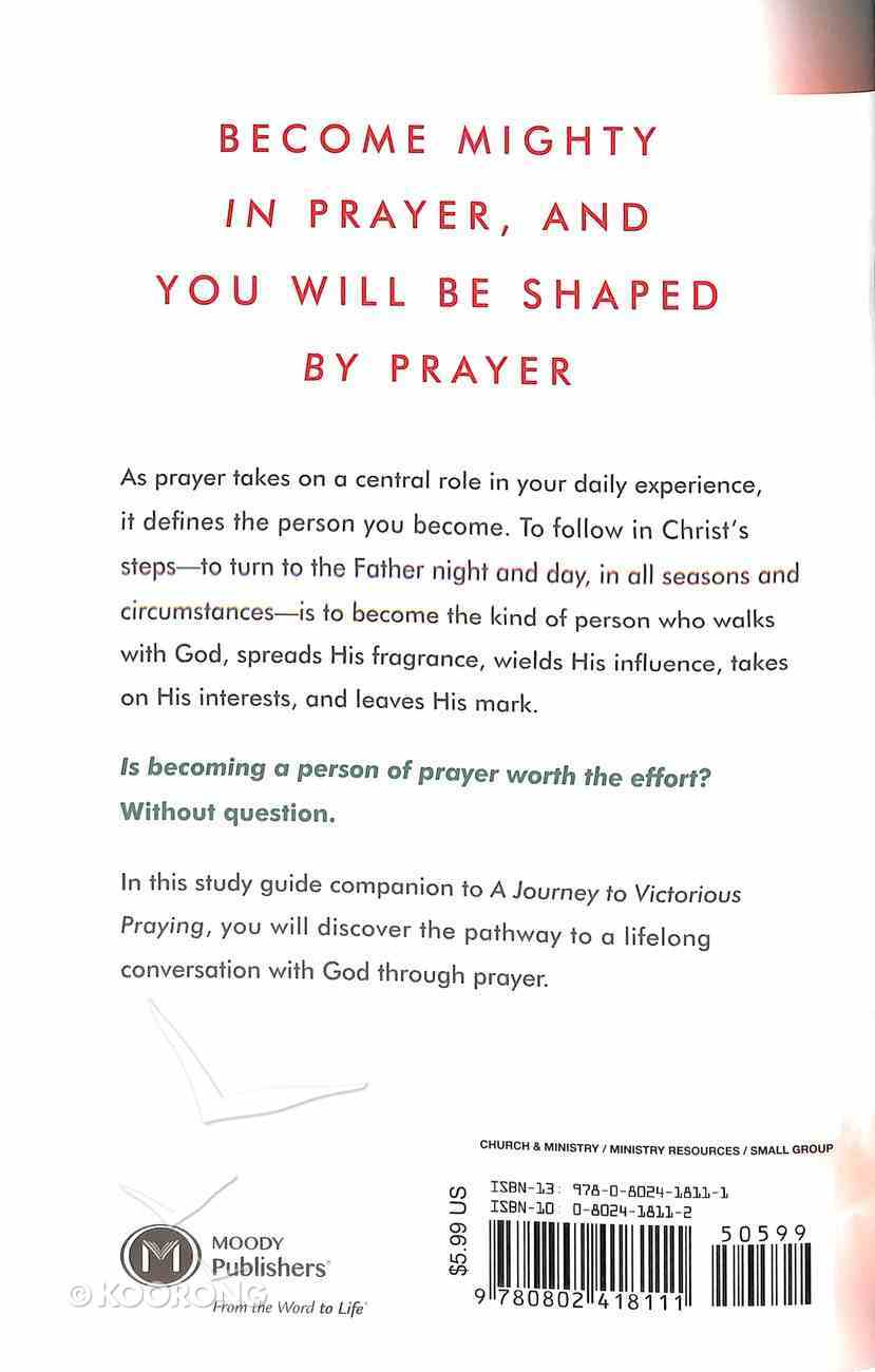 A Journey to Victorious Praying (Study Guide) Booklet