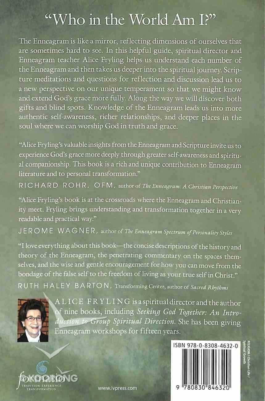Mirror For the Soul: A Christian Guide to the Enneagram Paperback
