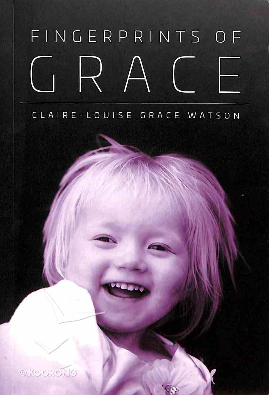 Fingerprints of Grace Paperback