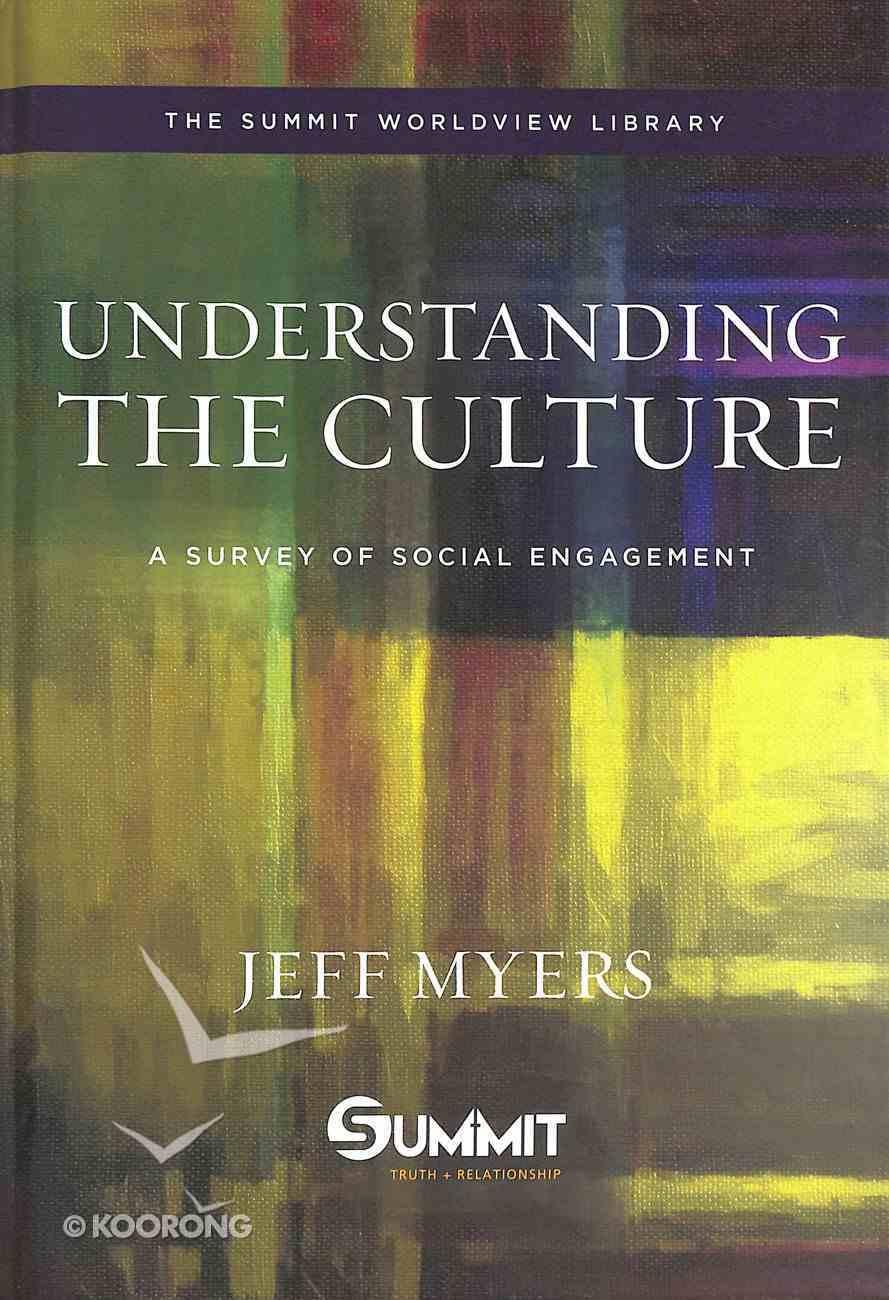 Understanding the Culture Hardback
