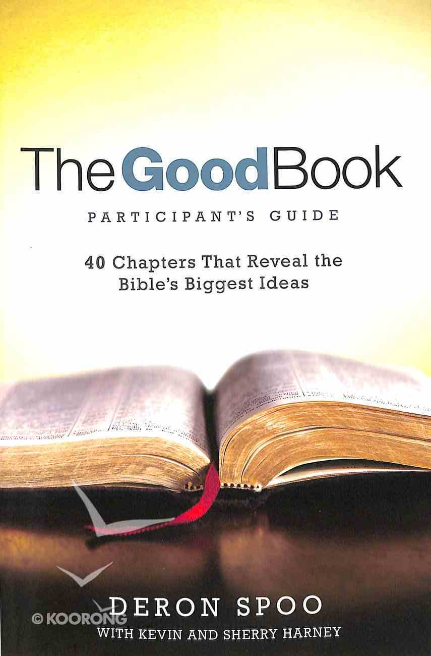 The Good Book (Participant's Guide) Paperback