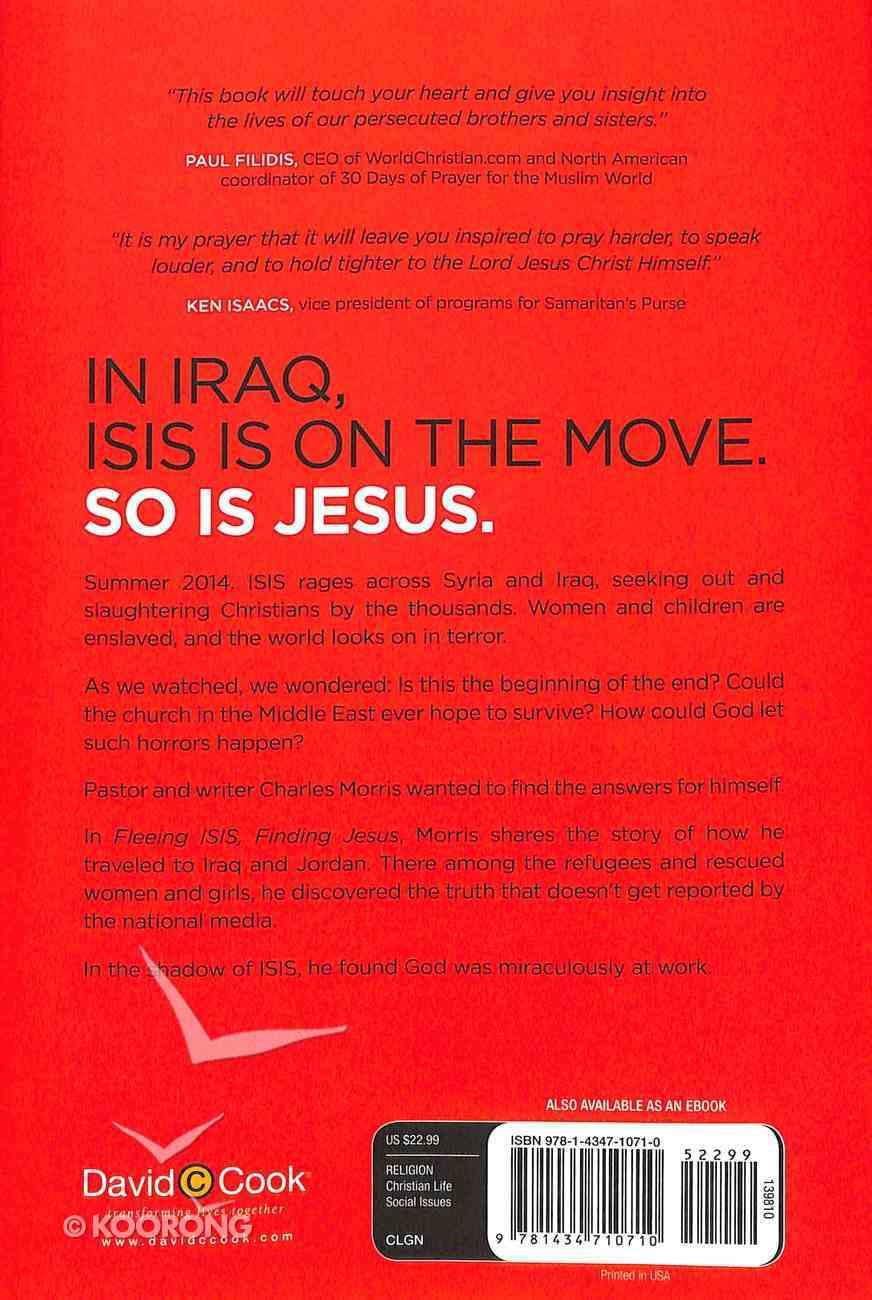 Fleeing ISIS, Finding Jesus Hardback