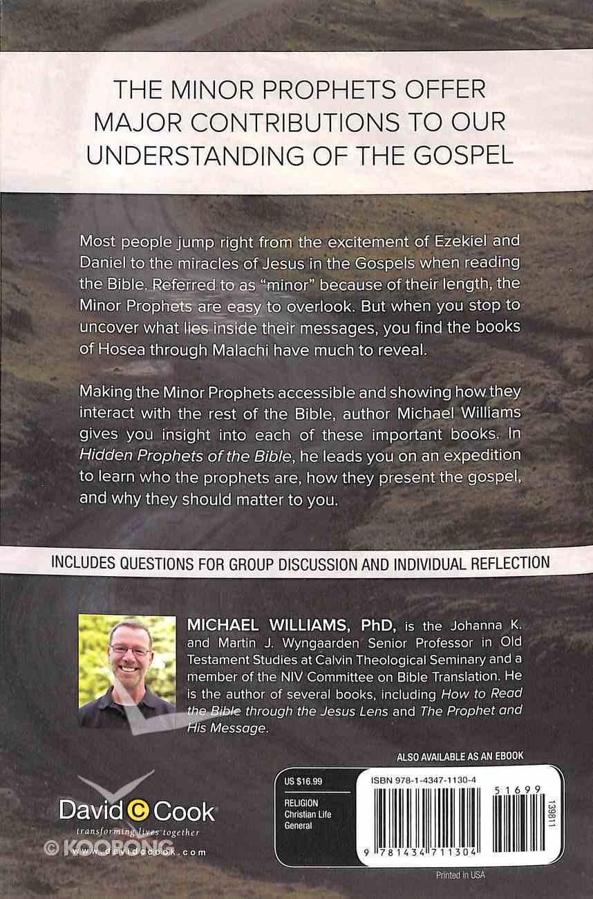 Hidden Prophets of the Bible Paperback
