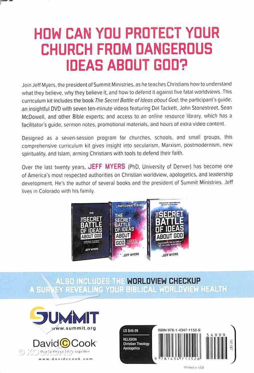 The Secret Battle of Ideas About God (Curriculum Kit) Pack
