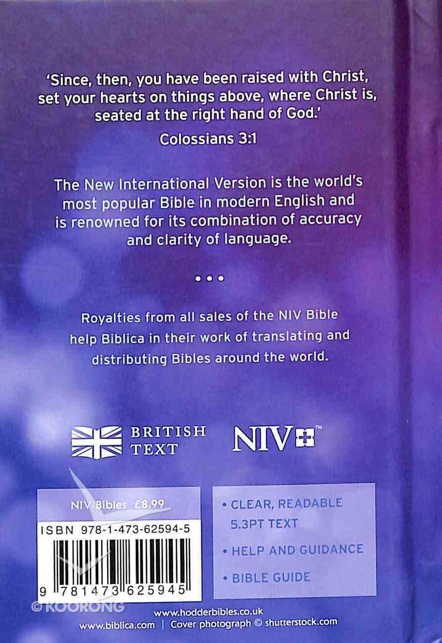 NIV Tiny Bible Hardback