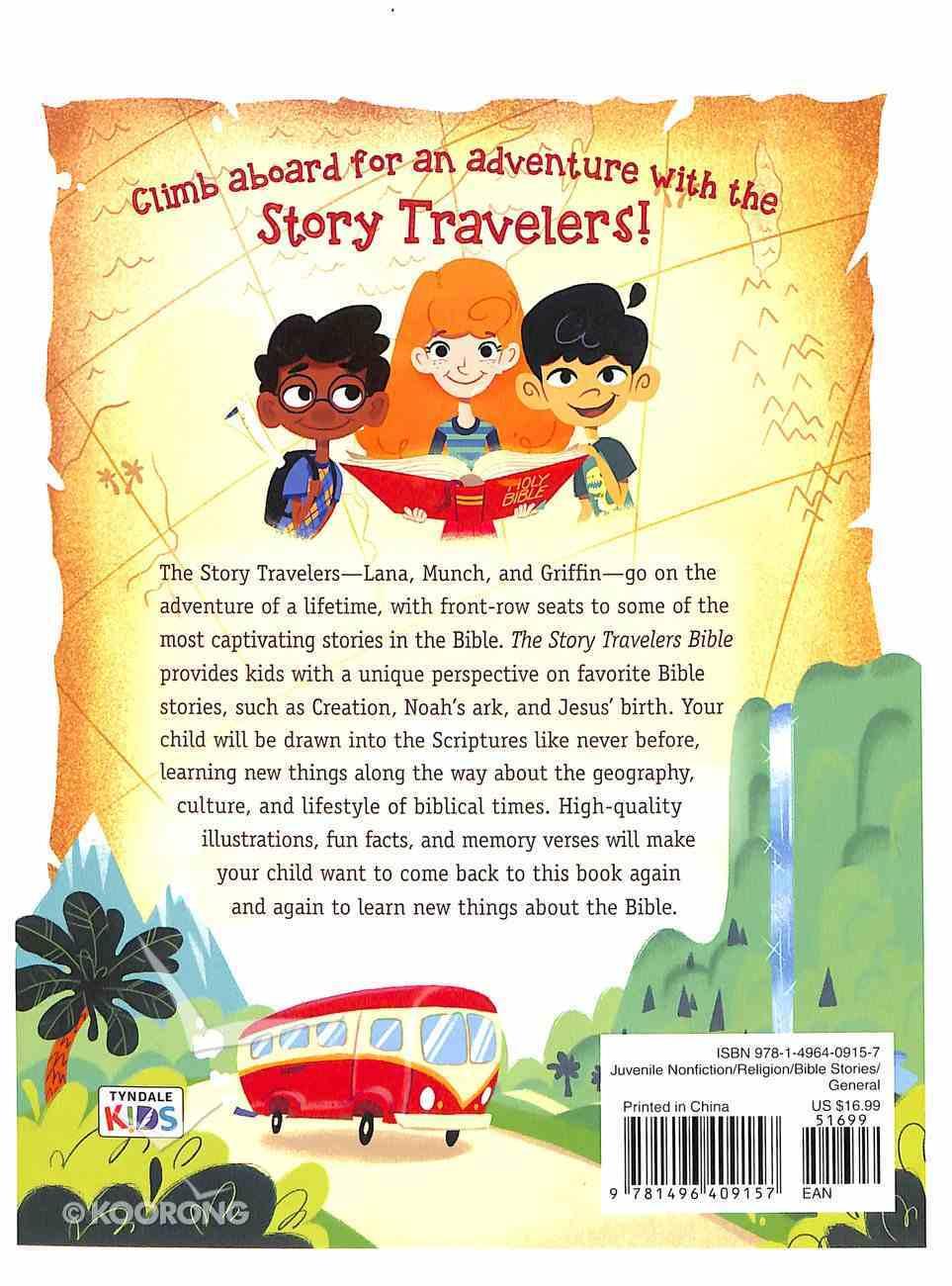 The Story Travelers Bible Hardback