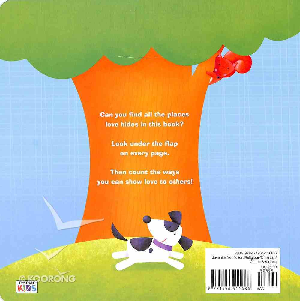 Where Does Love Hide? Board Book