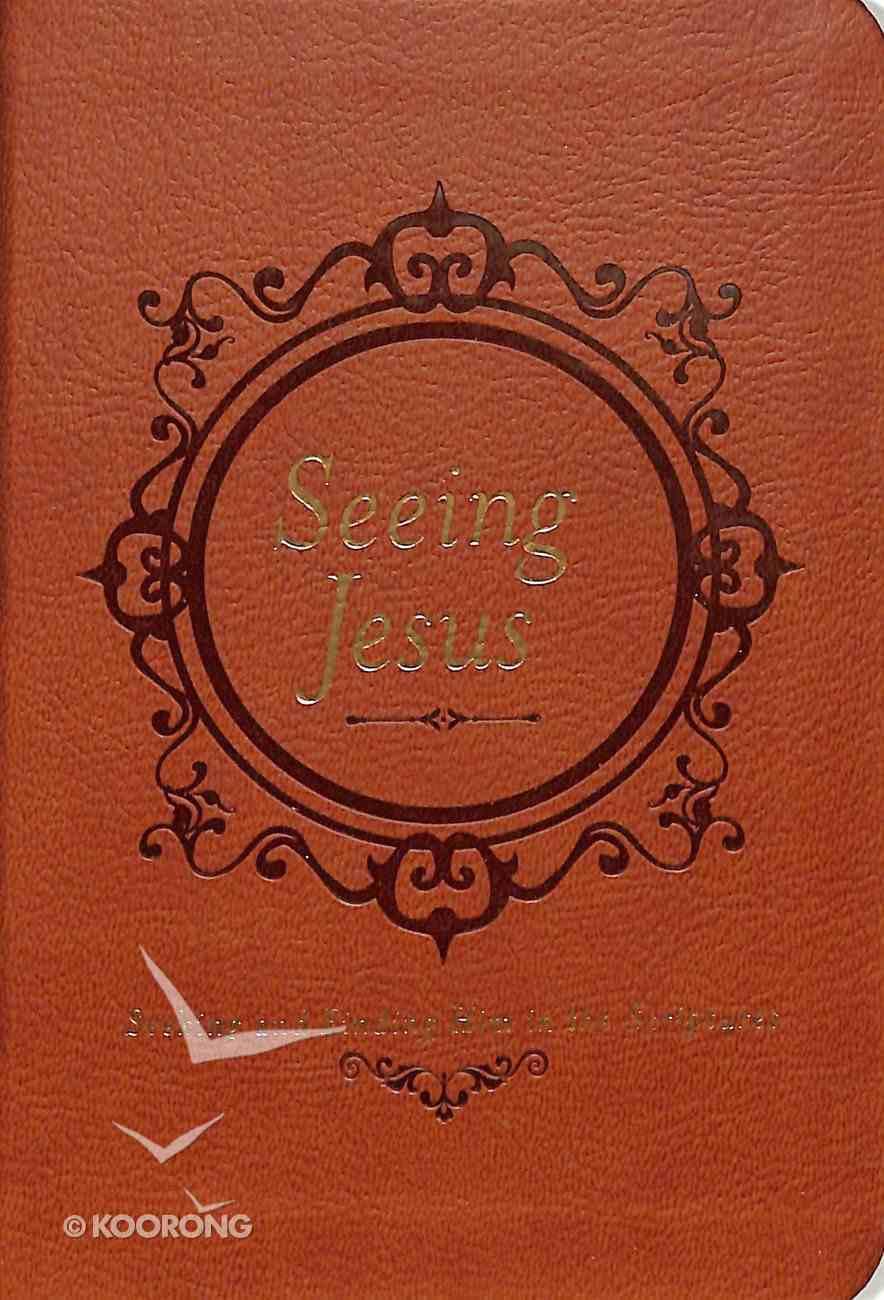 Seeing Jesus Imitation Leather