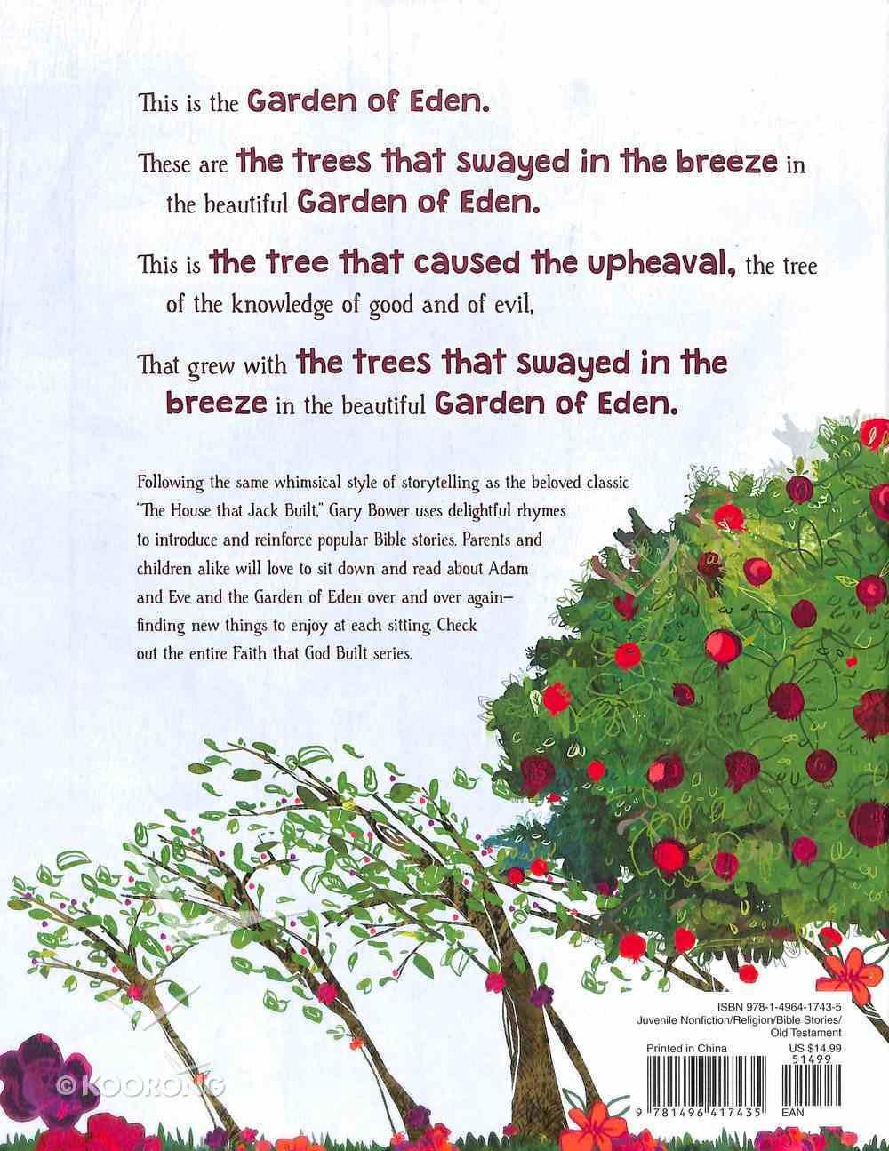 The Beautiful Garden of Eden (The Faith That God Built Series) Hardback