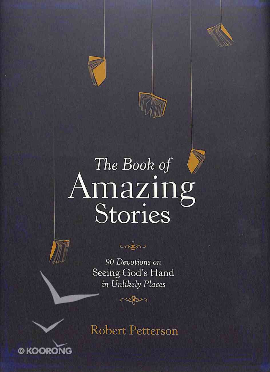 The Book of Amazing Stories Hardback