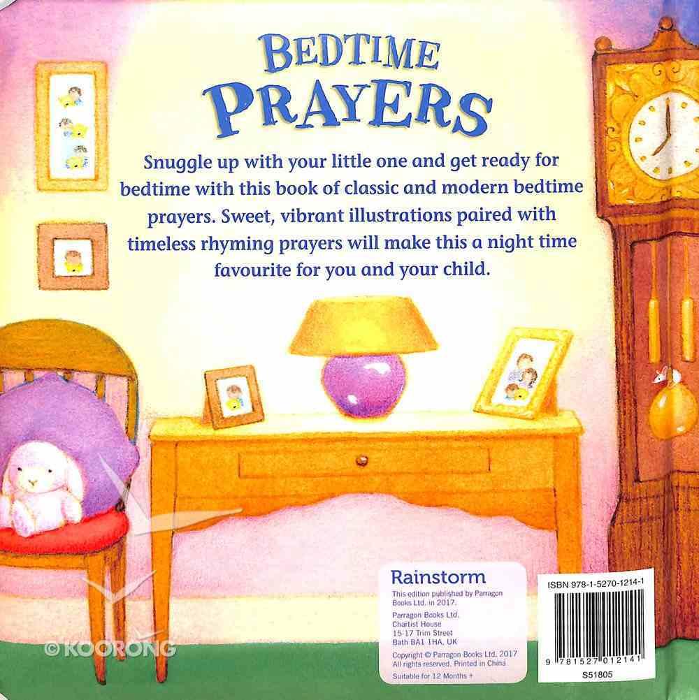 Bedtime Prayers Board Book