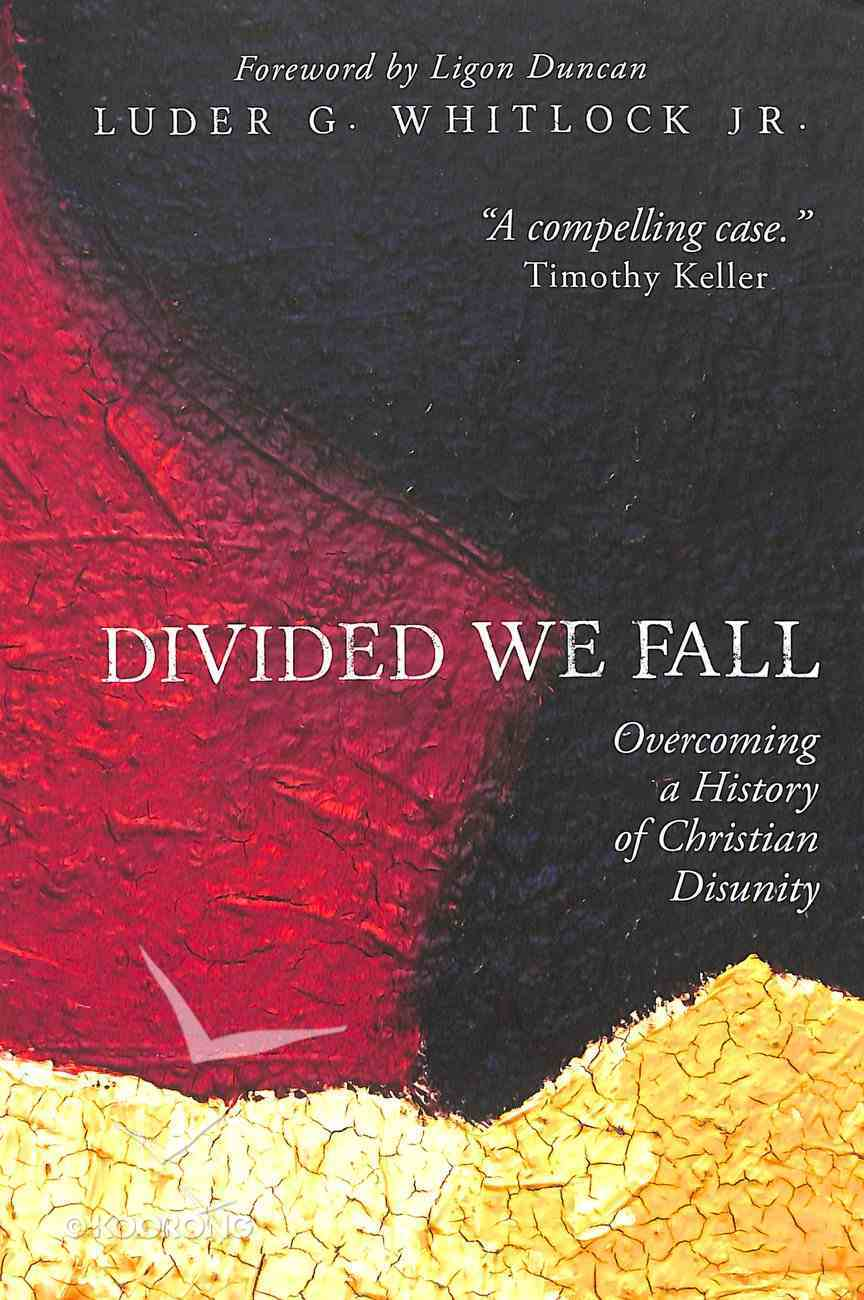 Divided We Fall: Overcoming a History of Christian Disunity Paperback