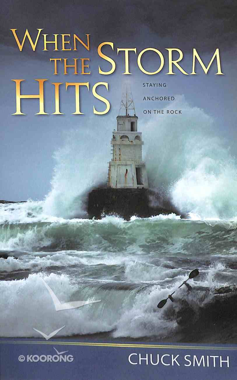 When the Storm Hits Paperback
