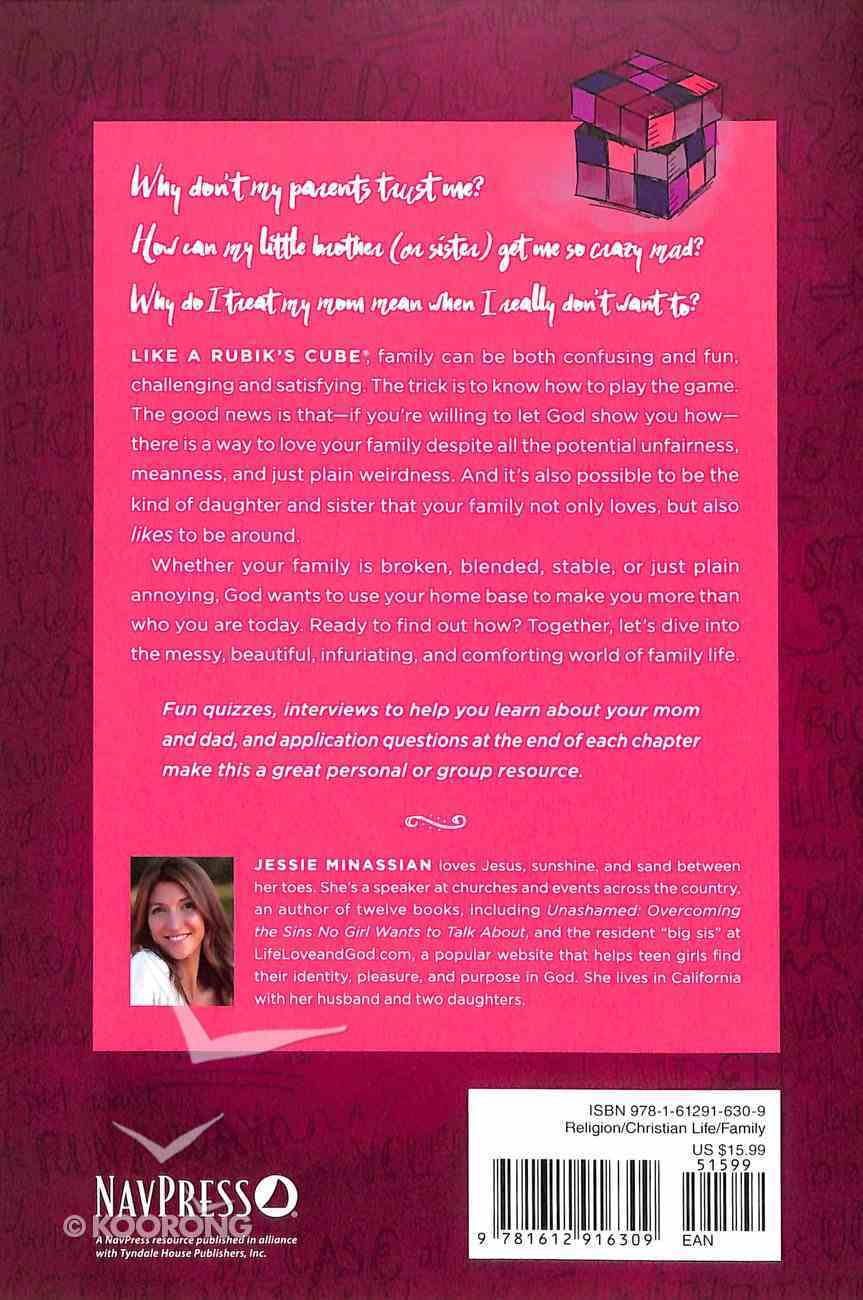 Family: How to Love Yours (And Help Them Like You Back) Paperback