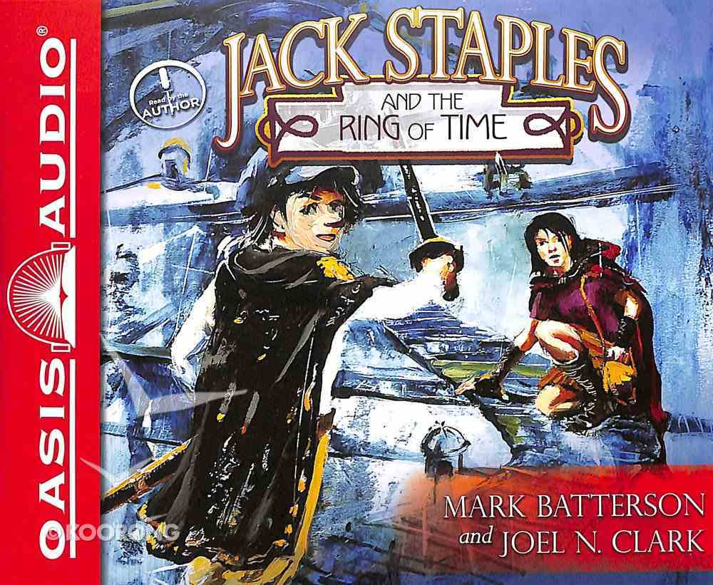 And the Ring of Time (Unabridged, 4 CDS) (Jack Staples Audiobook Series) CD