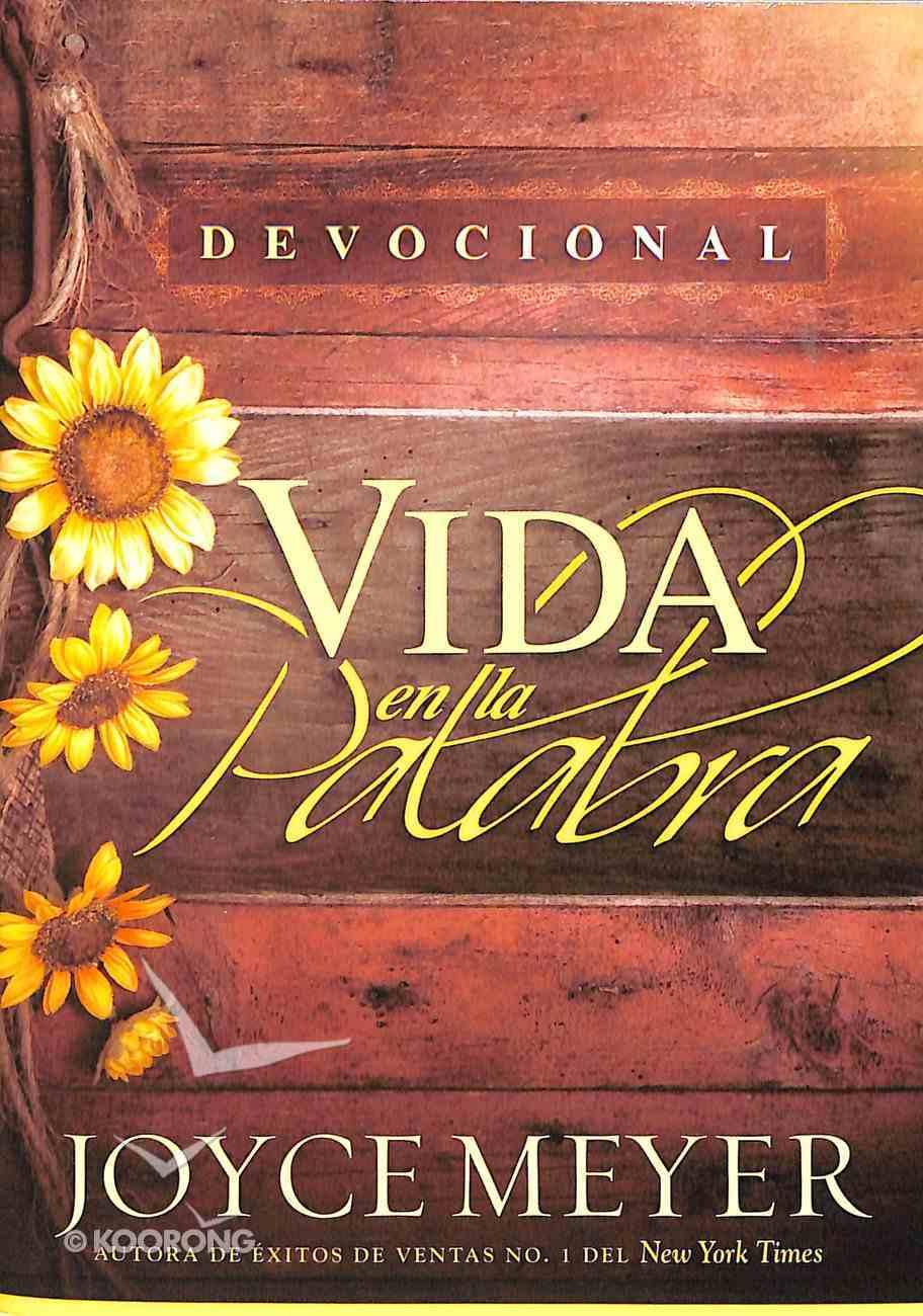 Devocional Vida En La Palabra (Life In The Word Devotional) Hardback