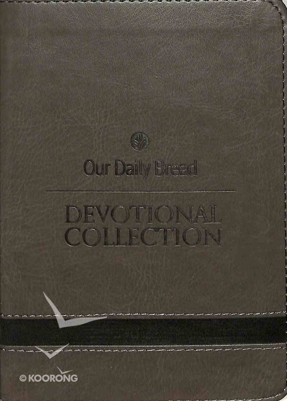 Devotional Collection Grey 2018 (Classic Edition) (Our Daily Bread Series) Imitation Leather
