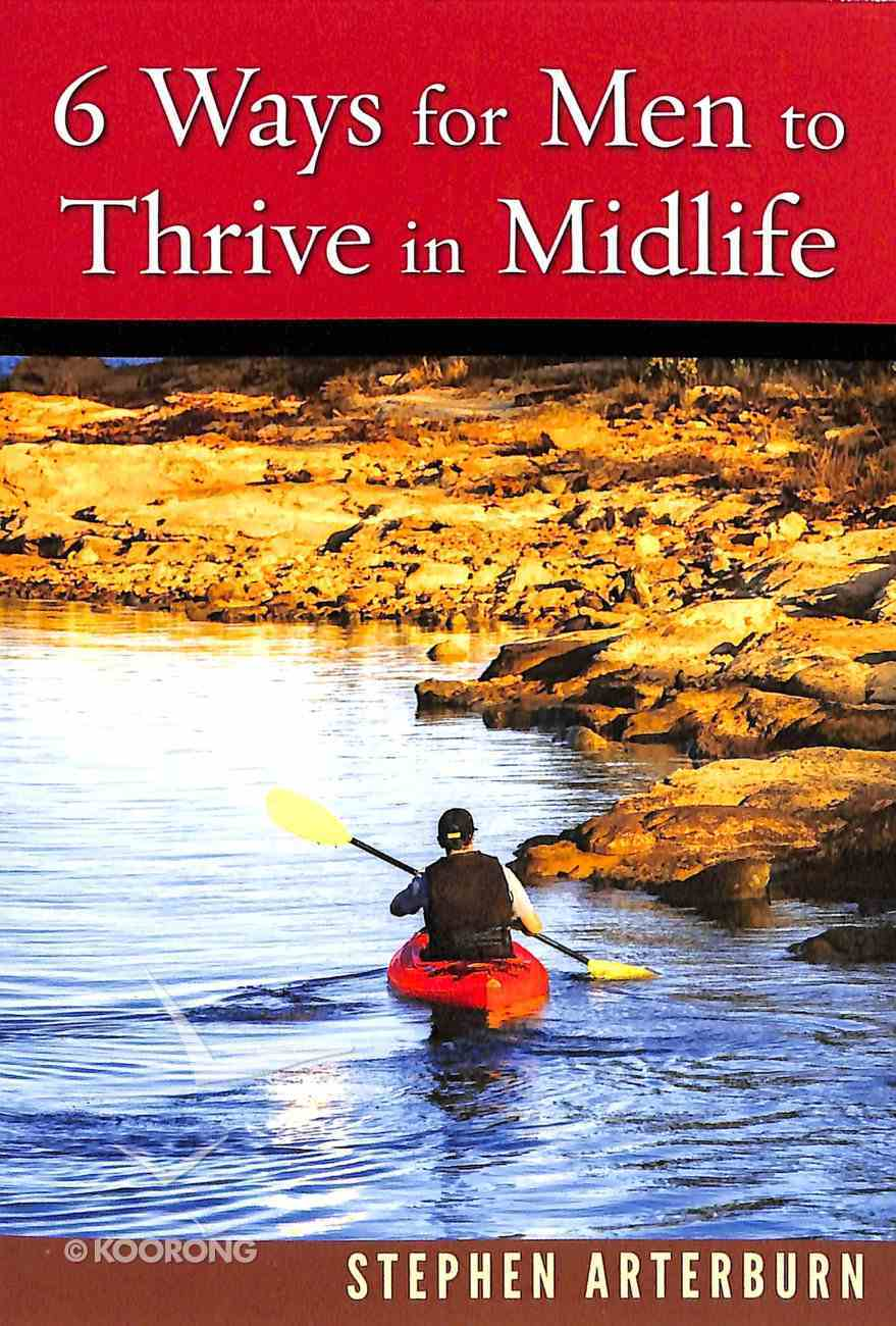 6 Ways to Handle Midlife Crisis Paperback