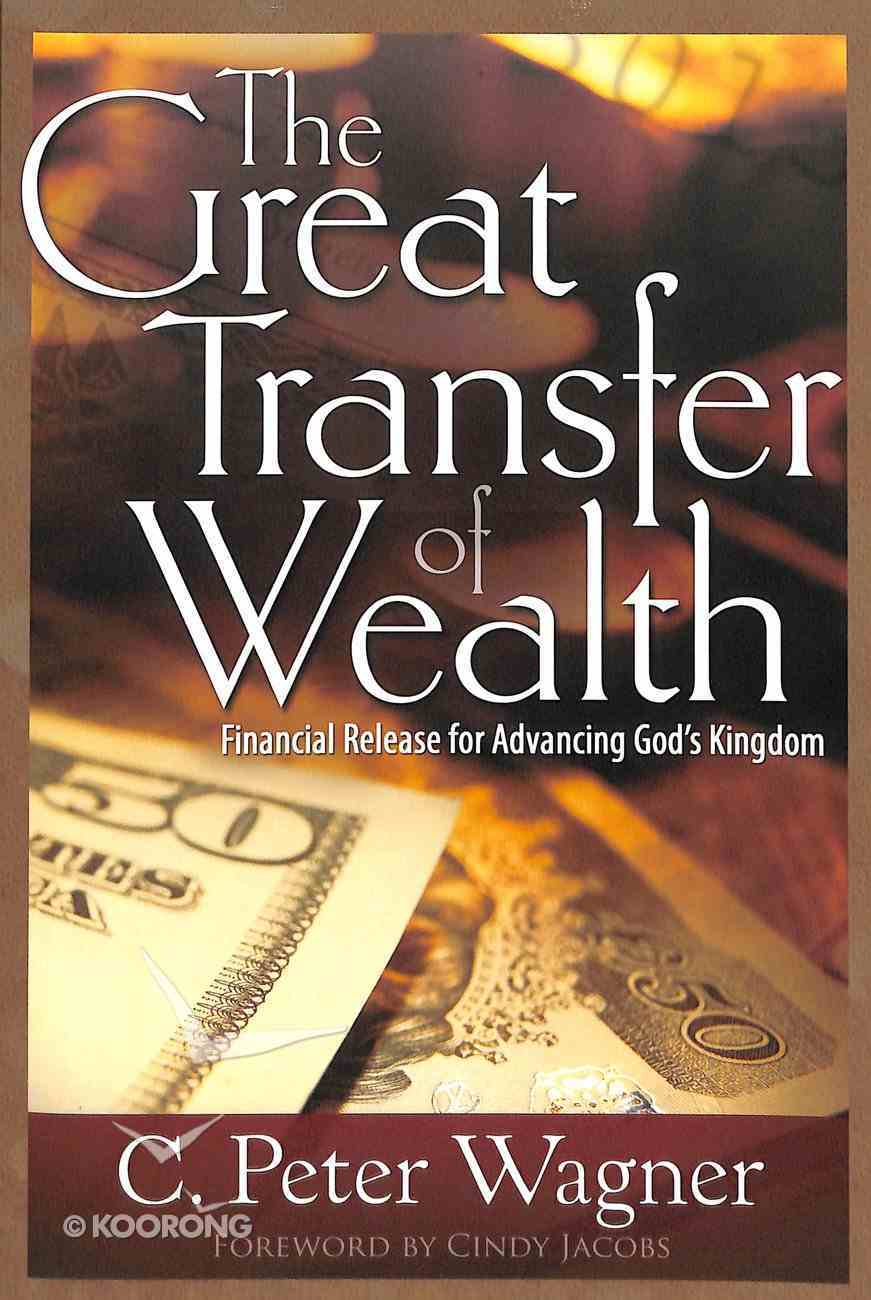 Great Transfer of Wealth Paperback