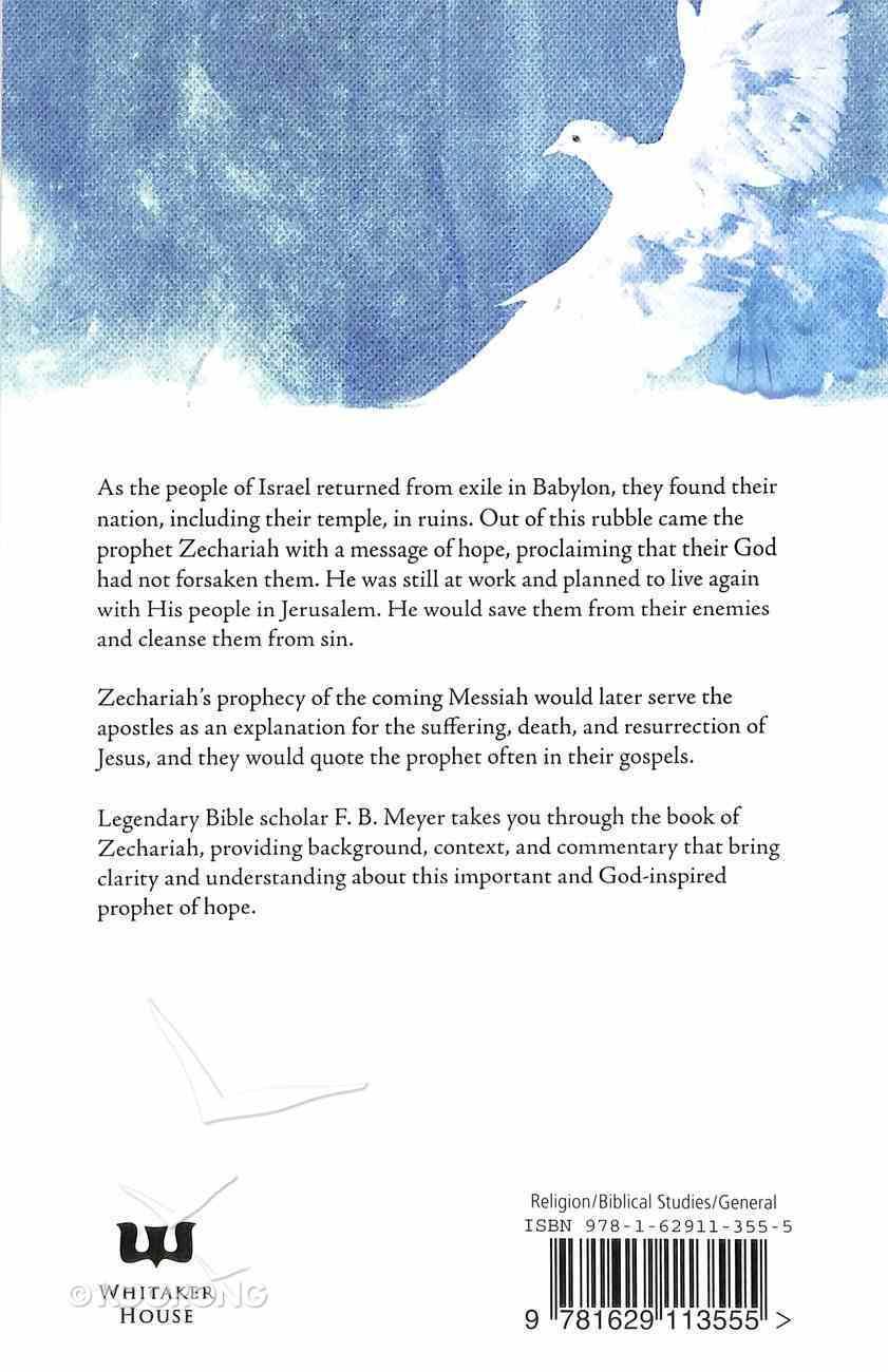 Prophet of Hope: Studies in Zechariah Paperback