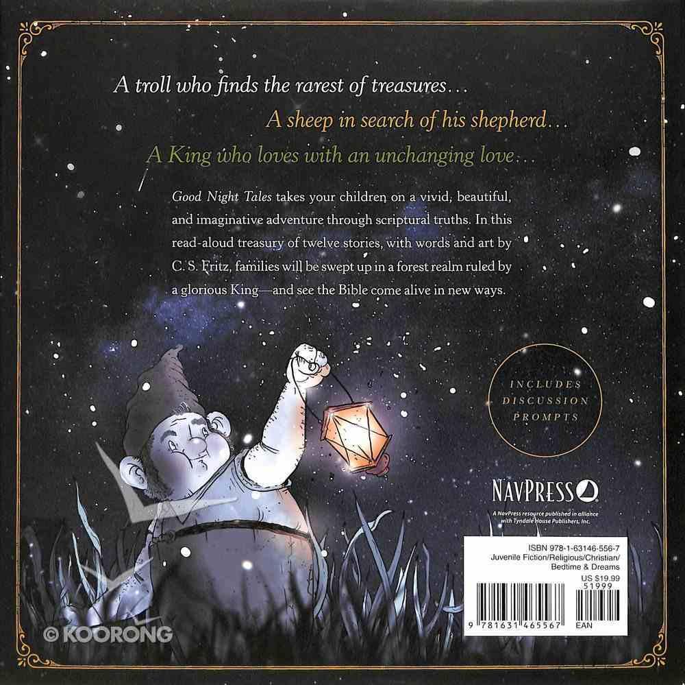 Good Night Tales: A Family Treasury of Read-Aloud Stories Hardback