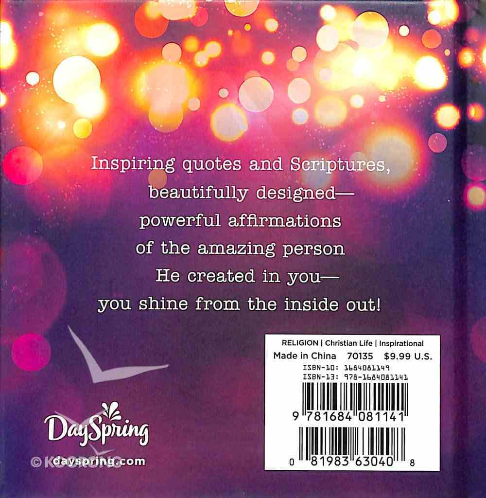 Shine Bright Every Day: Sparkling Reflections of You Hardback
