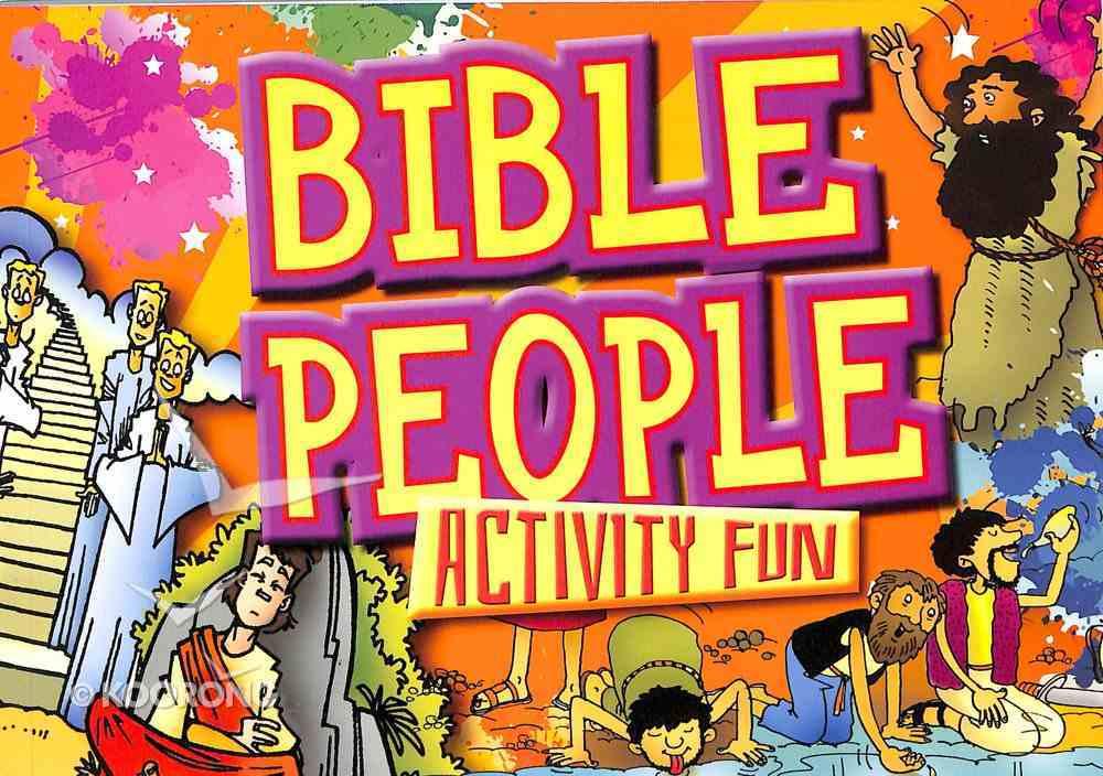 Bible People Paperback