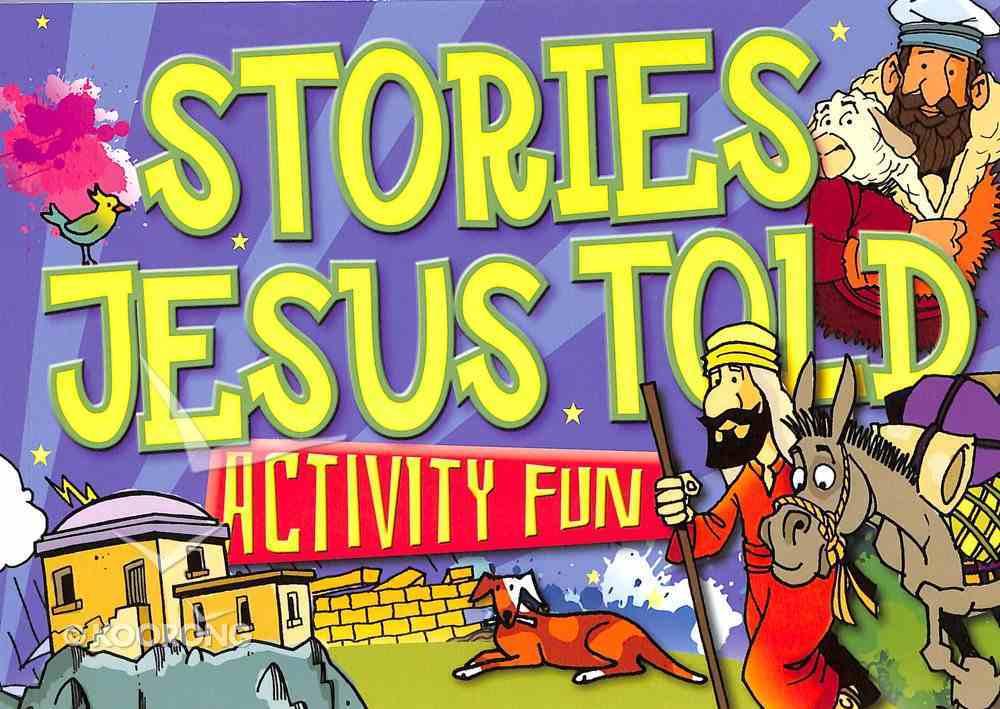 Stories Jesus Told Paperback