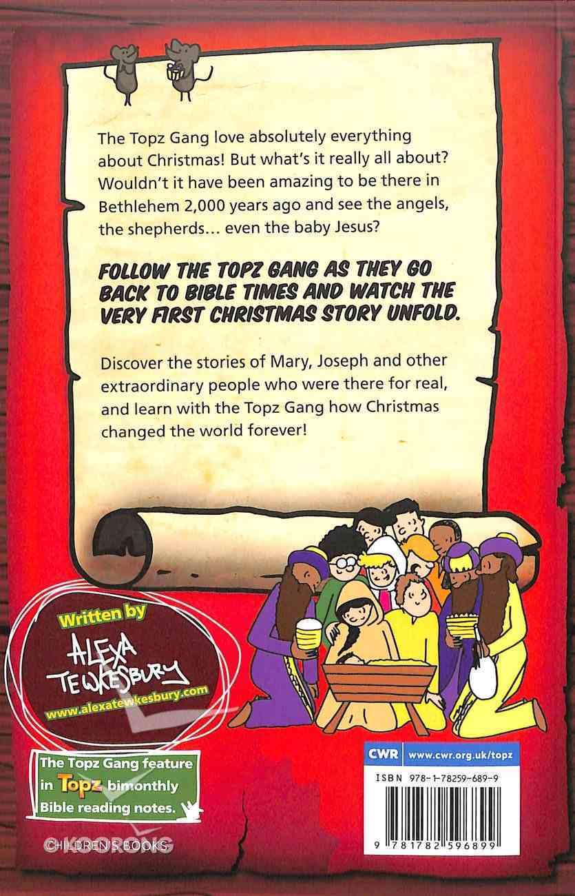 Topz Gospels: Christmas Paperback