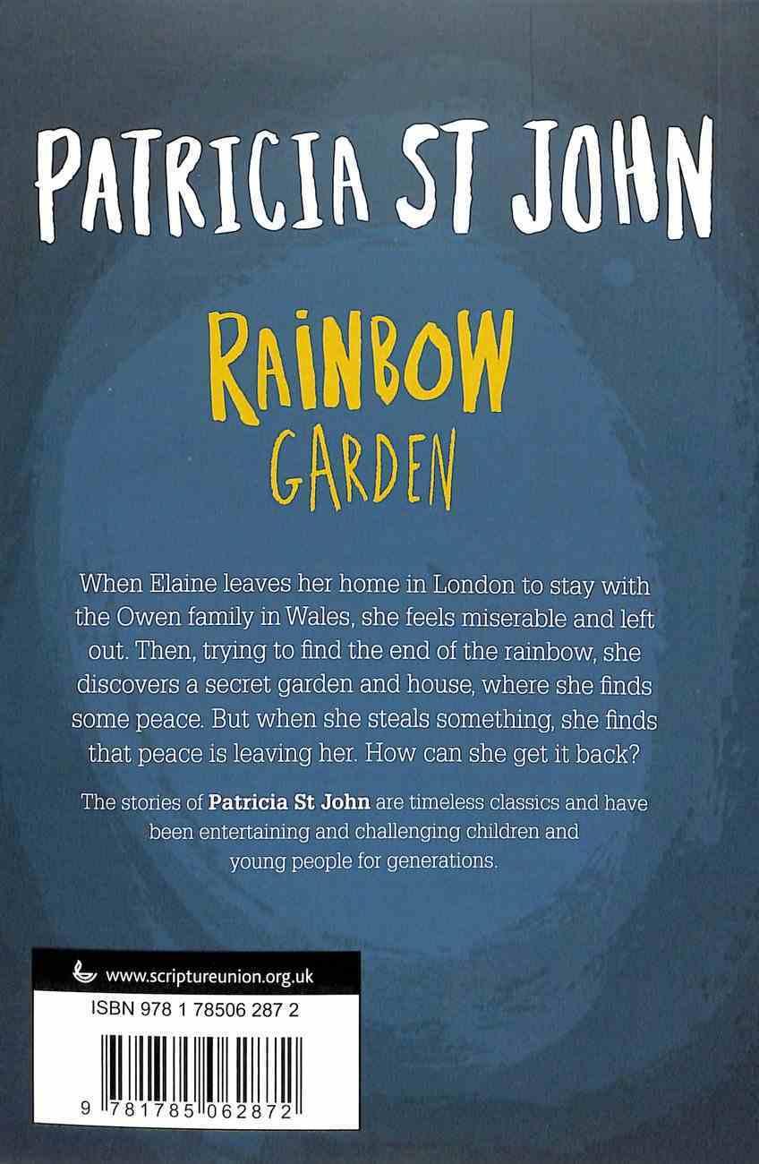 Rainbow Garden Paperback