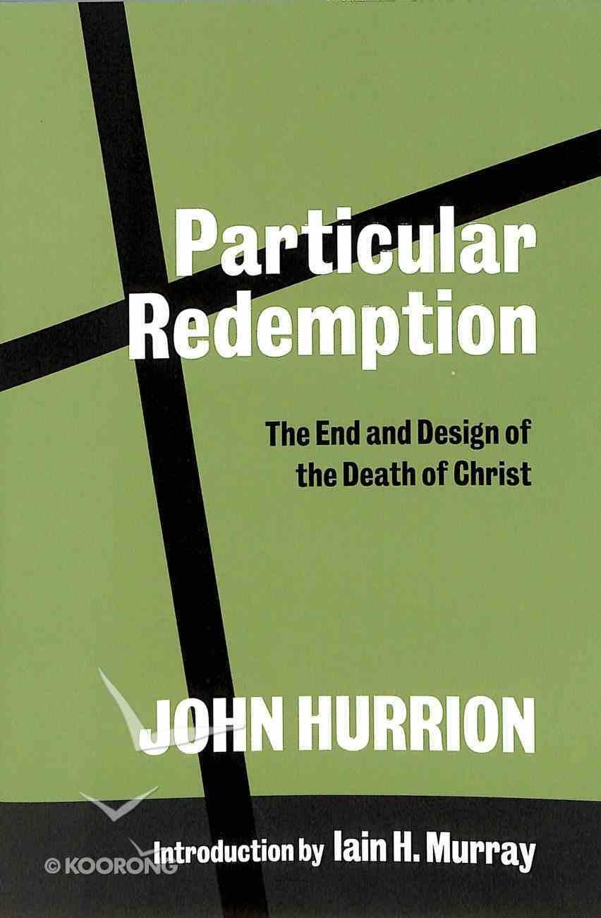 Particular Redemption Paperback