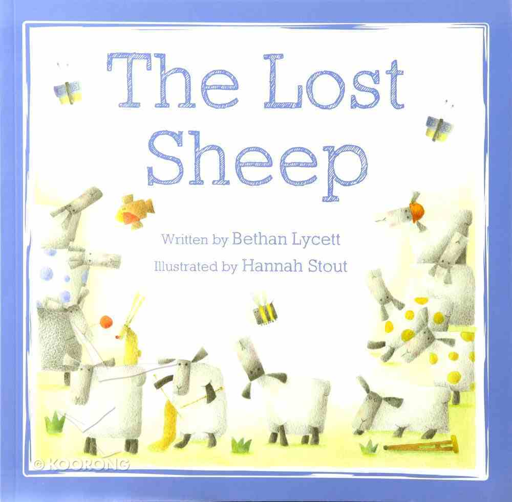 The Lost Sheep Paperback