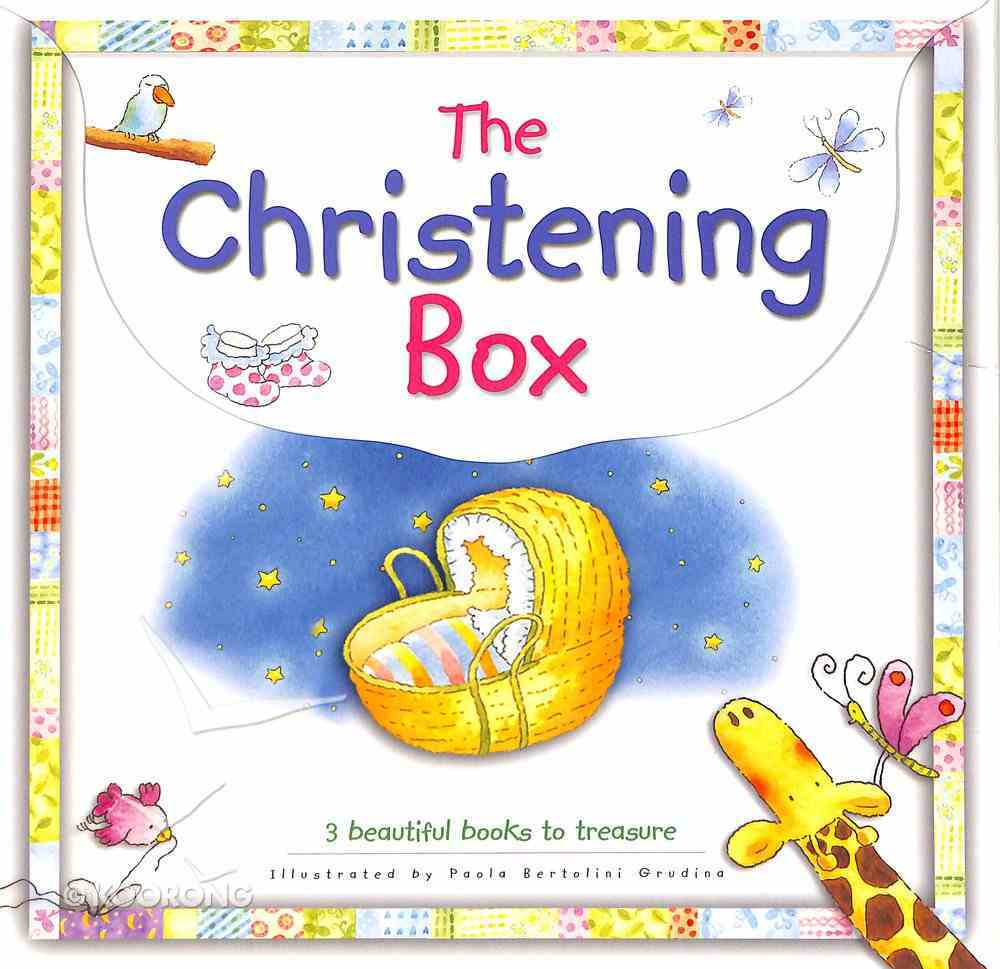 The Christening Box Box