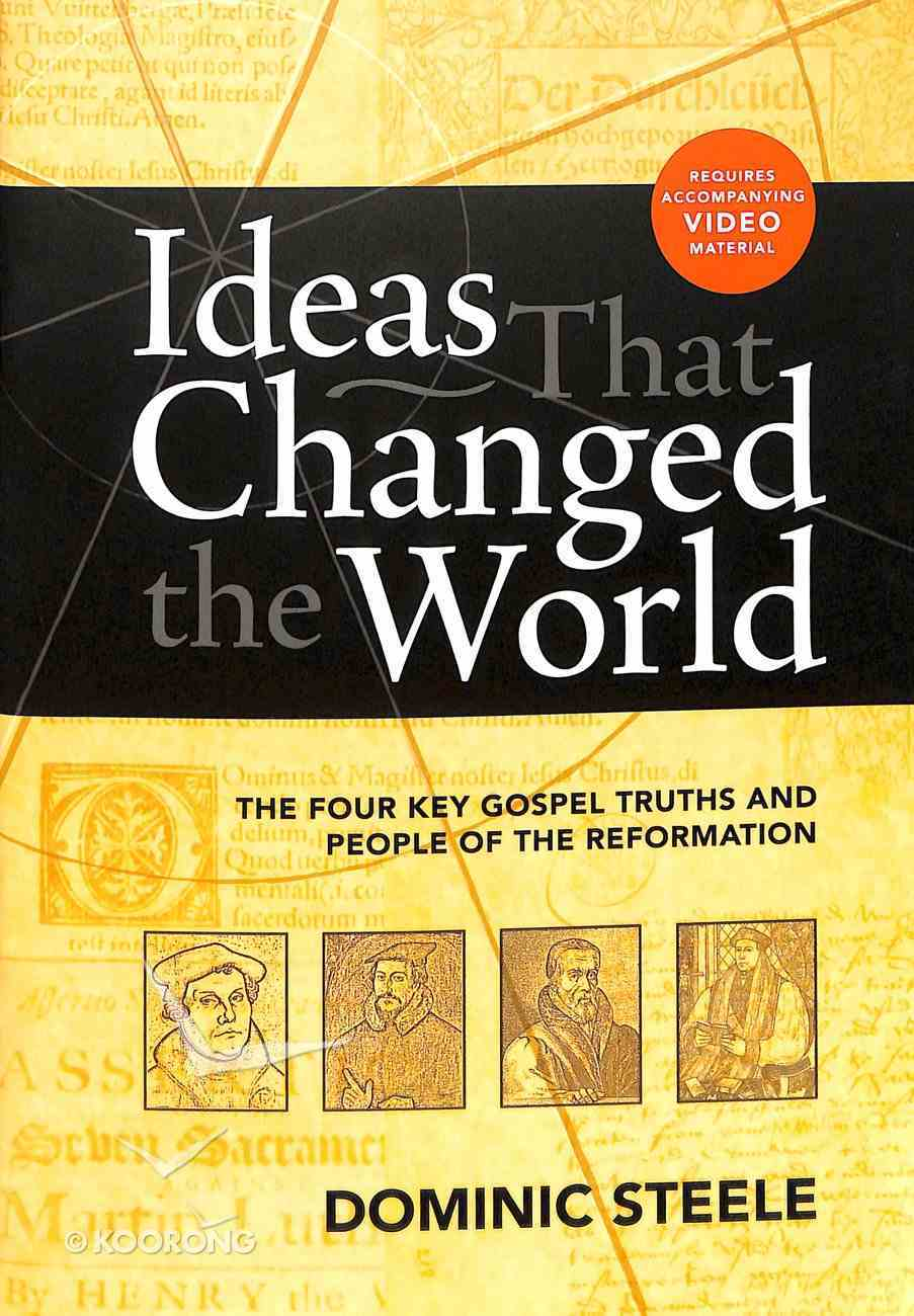Ideas That Changed the World (Workbook) Booklet