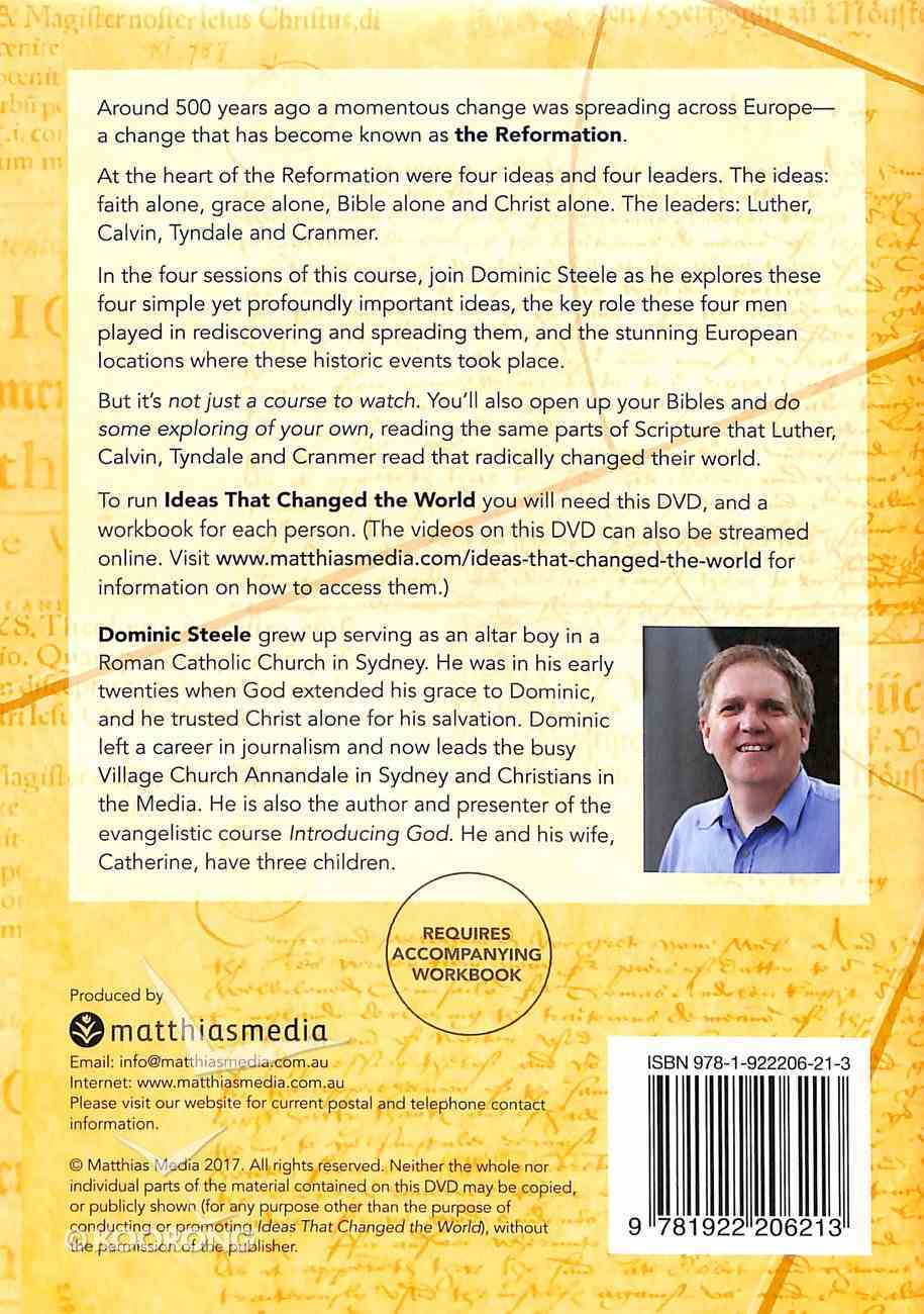Ideas That Changed the World DVD DVD