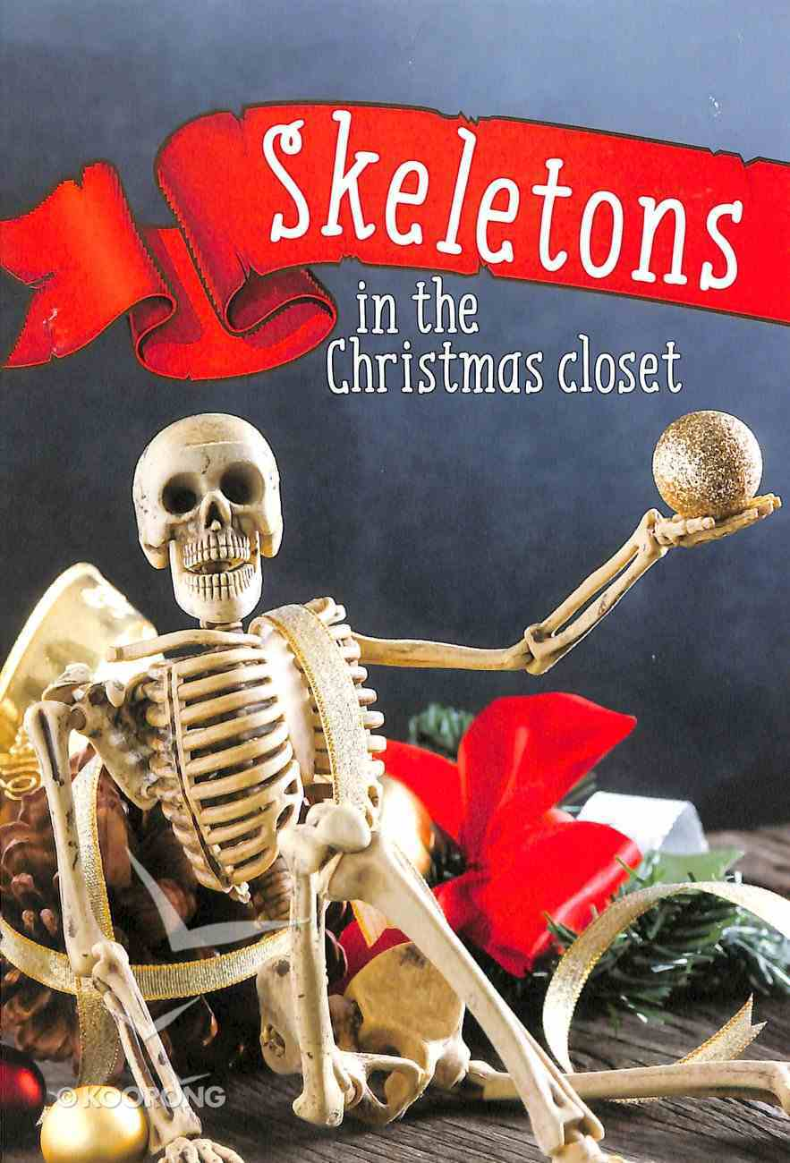 Skeletons in the Christmas Closet Booklet