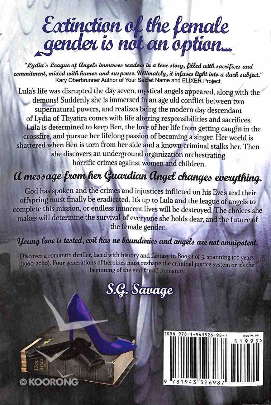 Lydia's League of Angels (#01 in Lydia's League Of Angels Series) Paperback