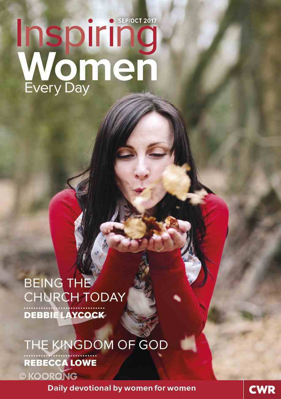Inspiring Women 2017 #05: Sep-Oct Magazine