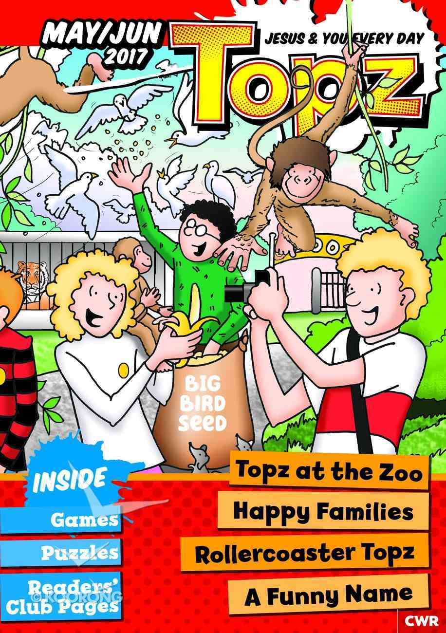 Topz 2017 #03: May-Jun (Every Day With Jesus Series) Magazine