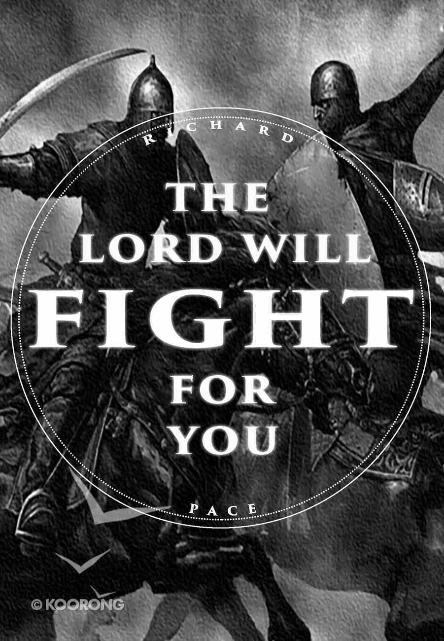 The Lord Will Fight For You (Black & White Cover) CD