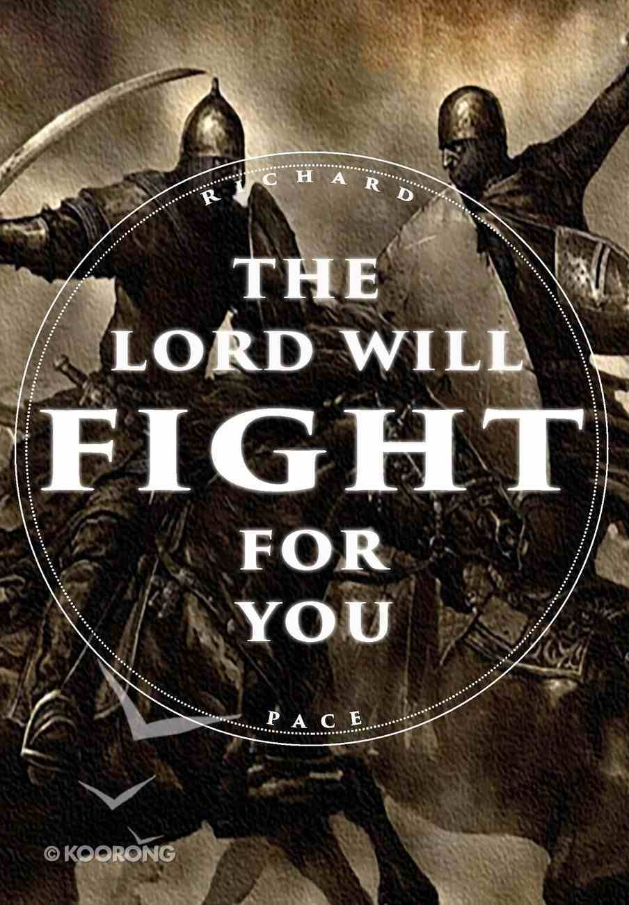 The Lord Will Fight For You (Brown Cover) CD