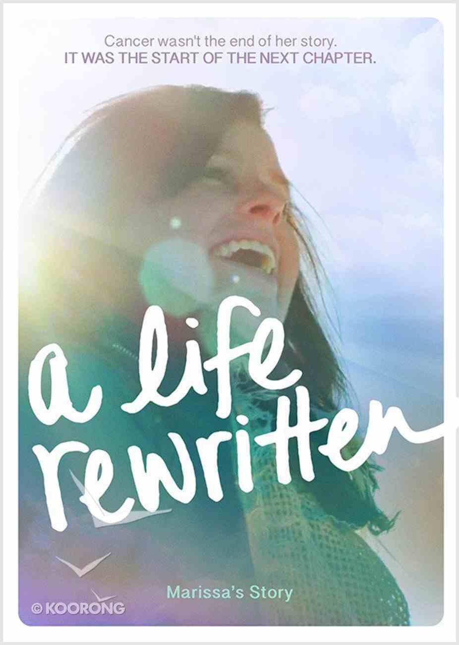 A Life Rewritten: Marissa Story DVD