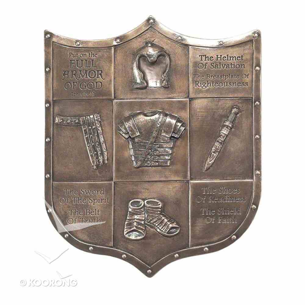 Wall Plaque: Full Armor of God Plaque