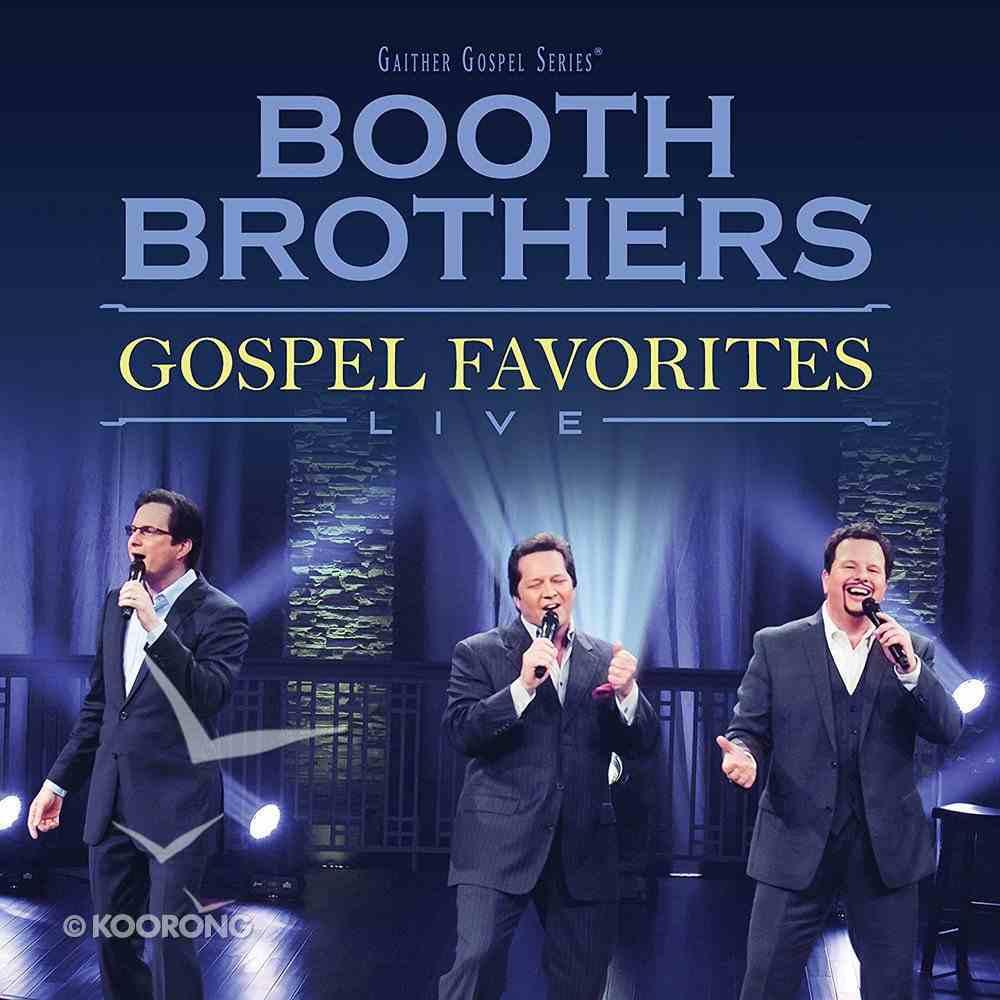 Gospel Favorites - Live in Atlanta DVD