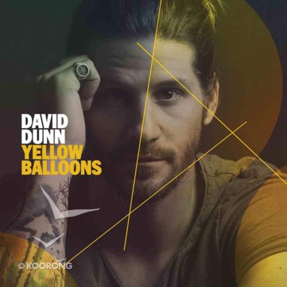 Yellow Balloons CD