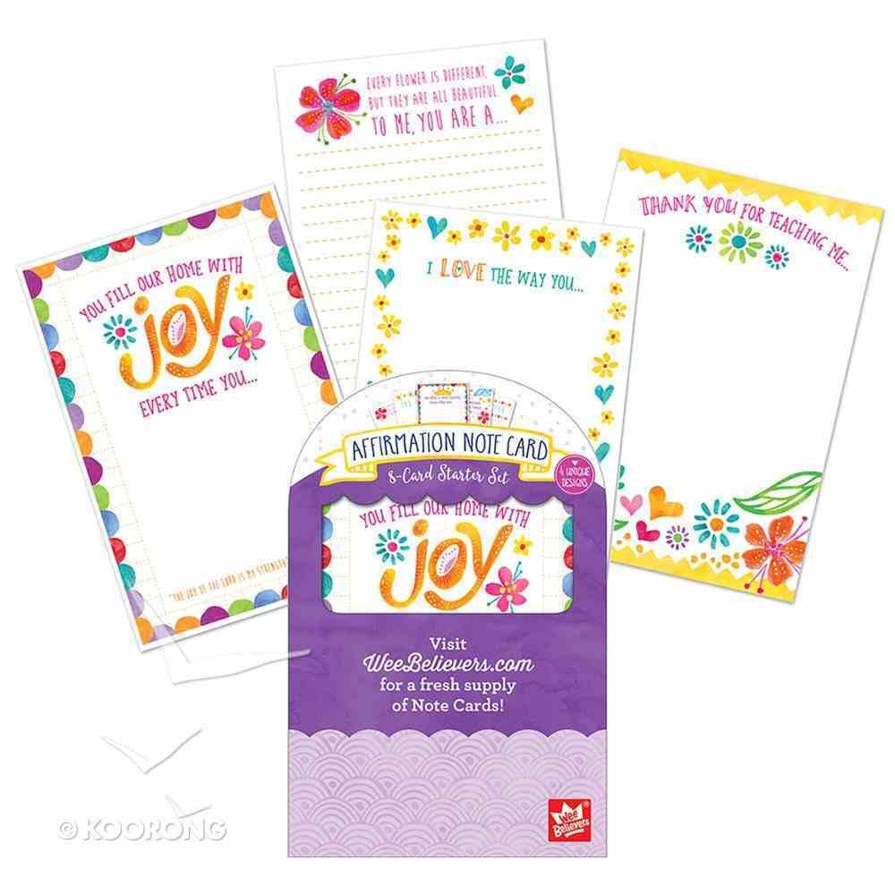 Affirmation Pillow: Joy Flower, Let Your Light Shine, Orange/Floral Soft Goods