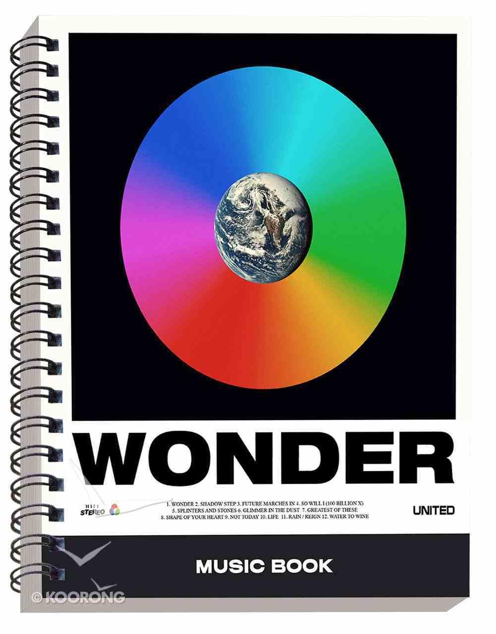 Hillsong United 2017: Wonder (Music Book) Paperback