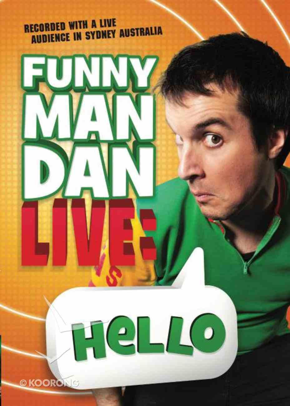 Funny Man Dan Live DVD