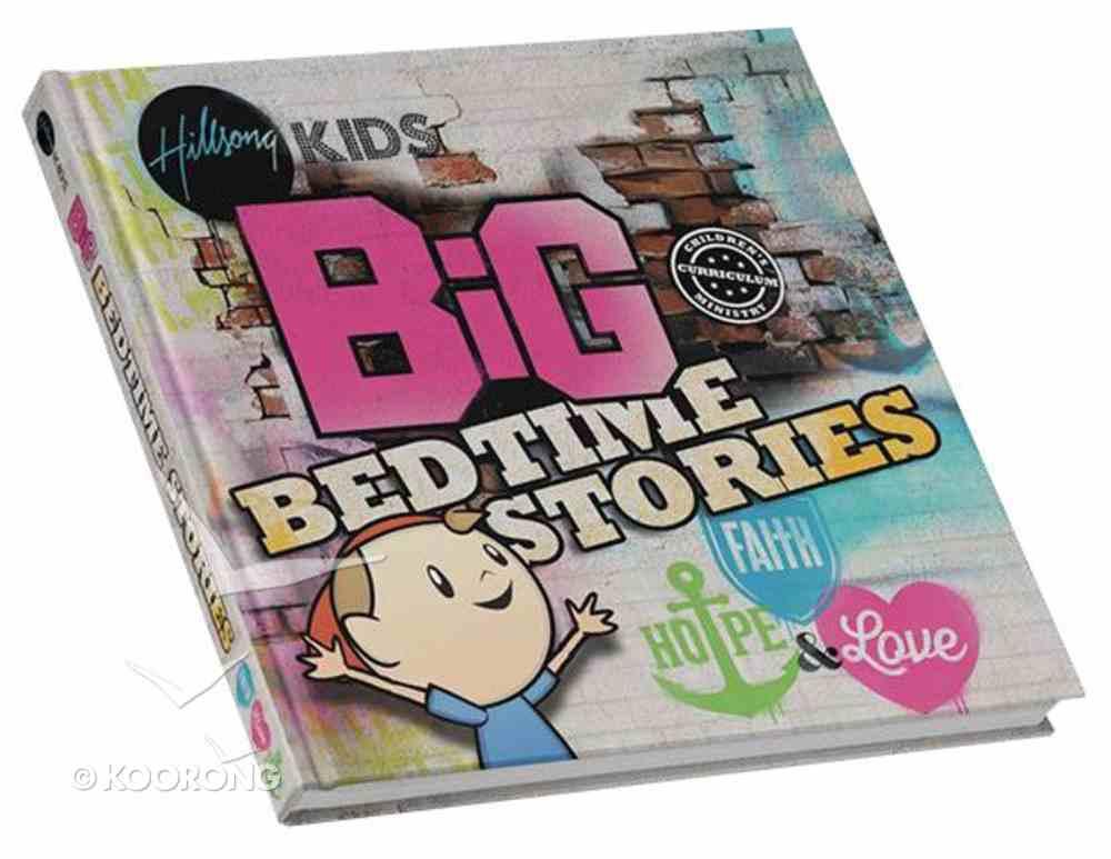 Faith Hope Love Bedtime Stories Hardback